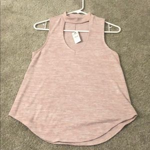 NWT Express Pink Heather Tank 💕